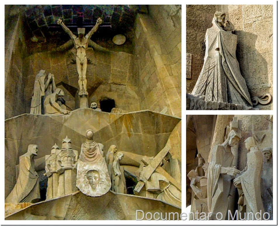 Sagrada Familia; Josep Subirachs; Barcelona Modernista