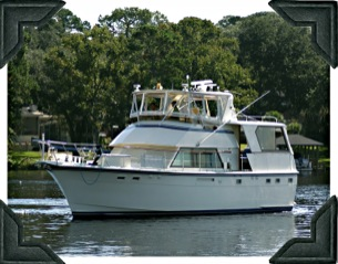 Texas Pearl (48' Hatteras)