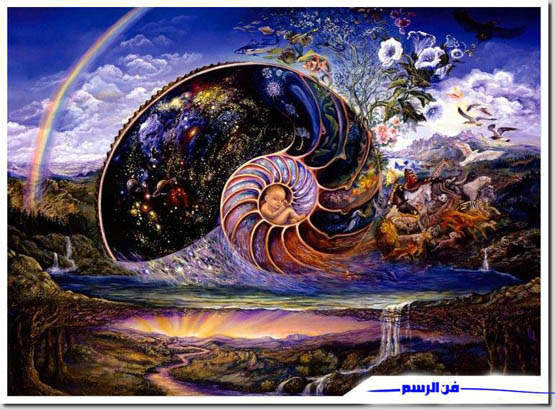 لوحات خيالية(رسومات سريالية)