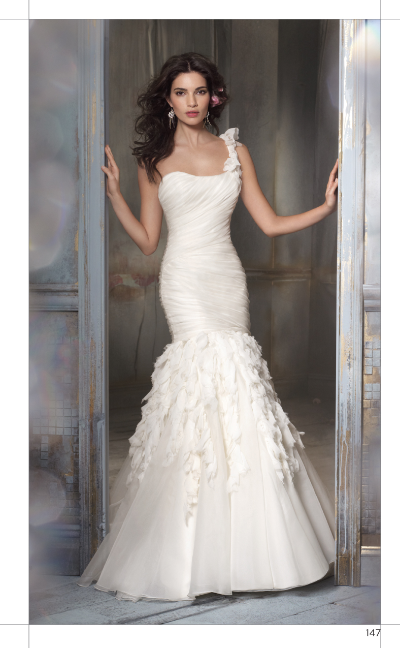 Orange County Bride Magazine – Wedding Dresses by Mon Amie Orange ...