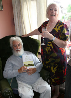 Author and Alzheimer's sufferer William & wife Sheila at book launch 2009