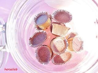 Eiskonfekt - Rezept - Post aus meiner Küche -Kindheitserinnerungen