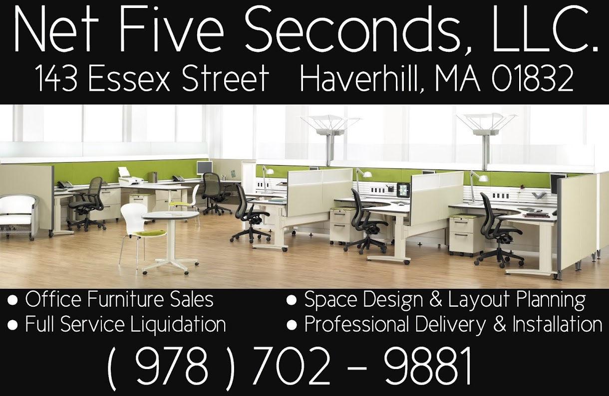 Net 5 Seconds Office Furniture