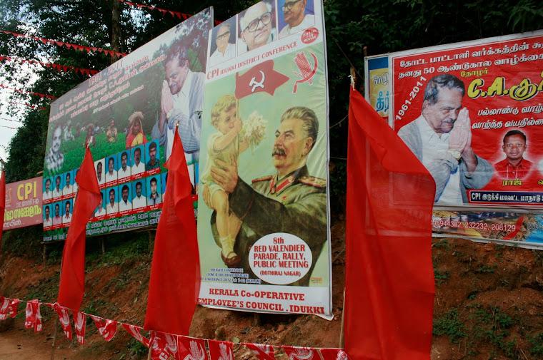 Communist Munnar
