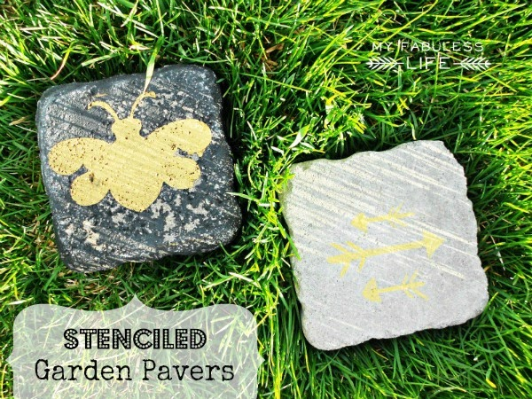 http://www.craftaholicsanonymous.net/garden-craft-stenciled-pavers
