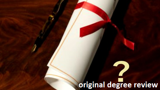original-degree.com review
