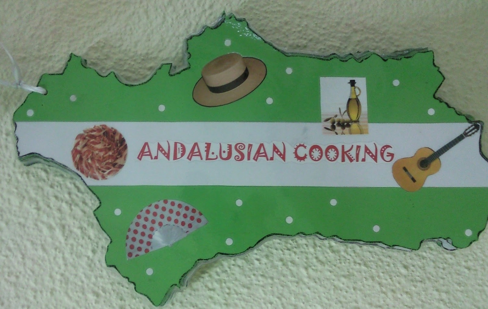 English is more than grammar something more about for Andalusia cuisine