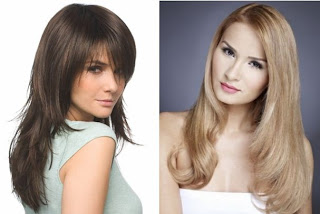 latest Long Haircuts Trend 2012