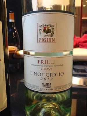 2013 Pighin Pinot Grigio Friuli Grave DOC