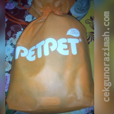 Petpet Happy Comfort Delights, goodies, petpet malaysia