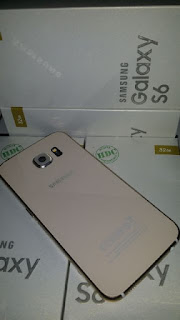 Samsung Galaxy S6 HDC Gold