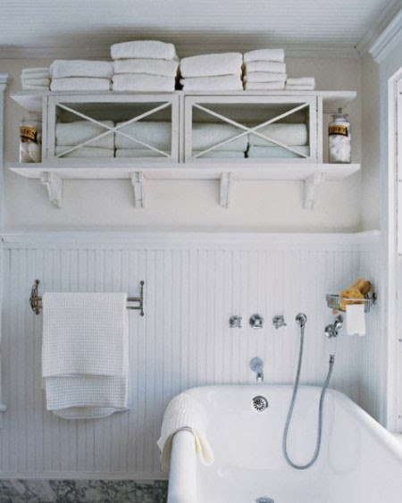 and why not bathroom towels  you can make them yourself or buy ready  shelves to use or just ask your to prepare them for you based in your  desired design. Organizing and storing bathroom towels   3 ways and 18 ideas