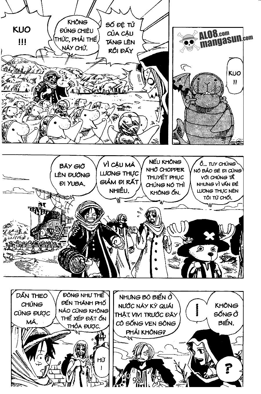 Đảo Hải Tặc chap 161 - Trang 7