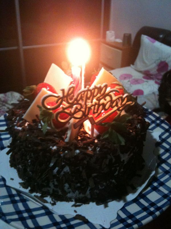 Simple Life Happy Birthday Fui Fui
