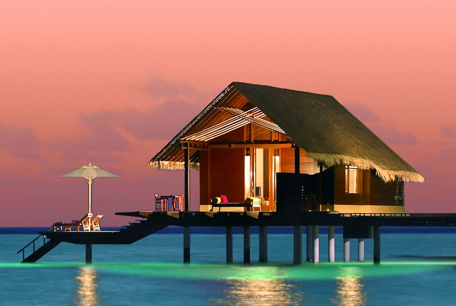 One&Only Reethi Rah Maldives Appears in Niagara Falls Review Top 10 New Year's Resolution Vacations