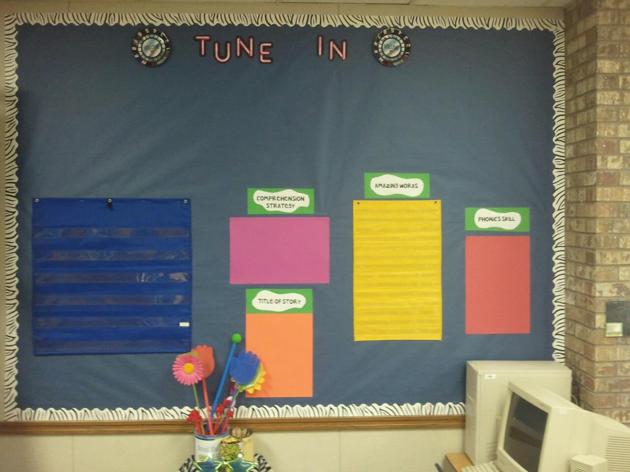 Math Focus Wall http://sturchstars.blogspot.com/