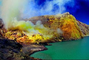 Bromo Ijen Crater Tour [3D-2N]