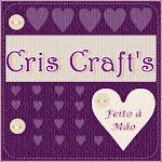 Cris' Crafts: caixas decoradas e mimos para sua casa: