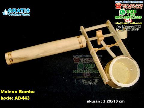 Mainan Bambu