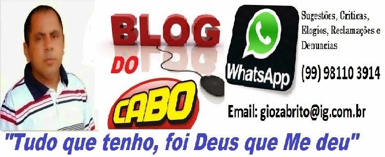 Blog do Cabo Brito