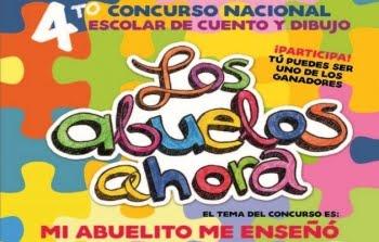 CUARTO CONCURSO NACIONAL ESCOLAR DE CUENTO Y DIBUJO