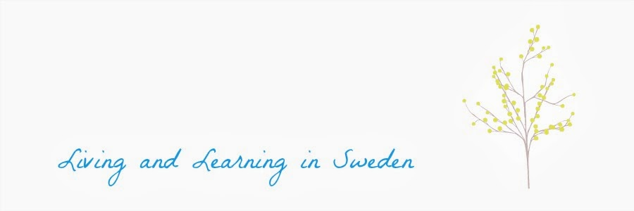 Living and Learning in Sweden