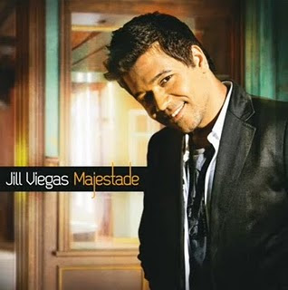 Capa do Cd - Jill Viegas - Majestade - 2011
