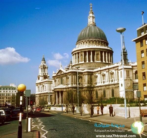 أفضل عشرة معالم في لندن