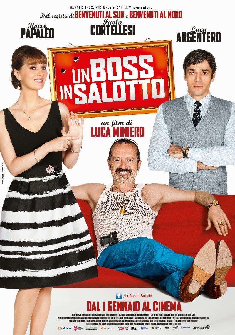 Un boss in salotto (2014)