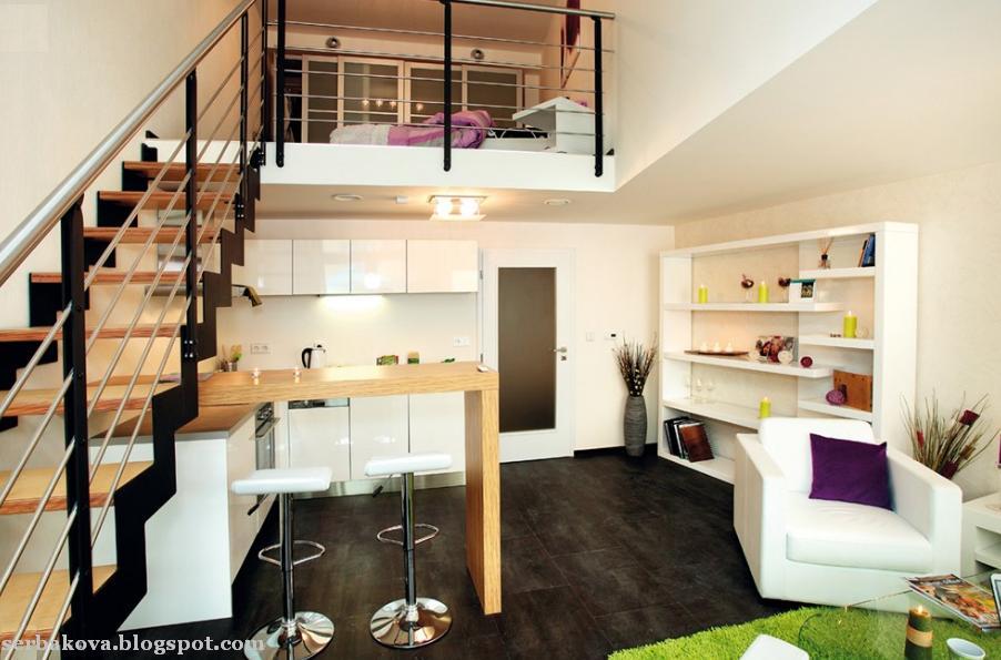 Фото дизайны двухэтажных квартир