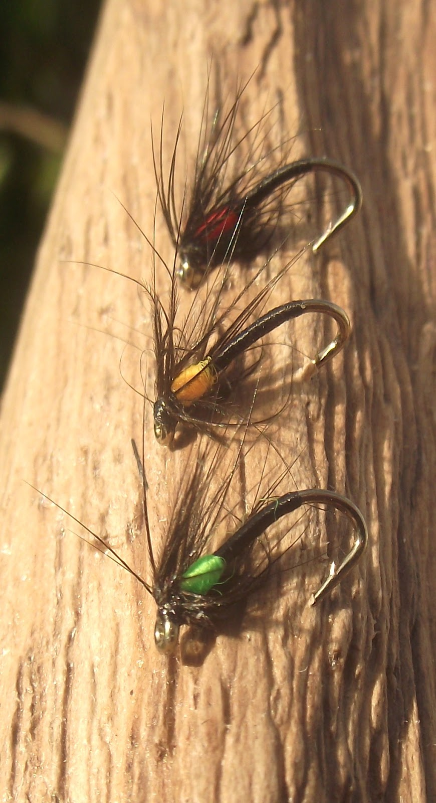 Piscari fly wet flies and spiders for Wet fly fishing