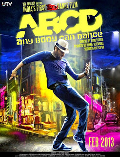 Abcd Any Body Can Dance Poster
