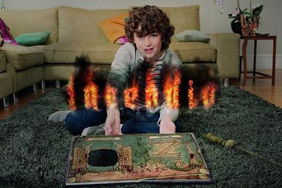 nuevo juego de hechizos de harry potter 2012