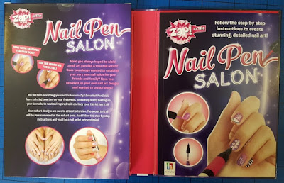 The Works Christmas Gifts 2 for £10 Nail Pen Salon Review