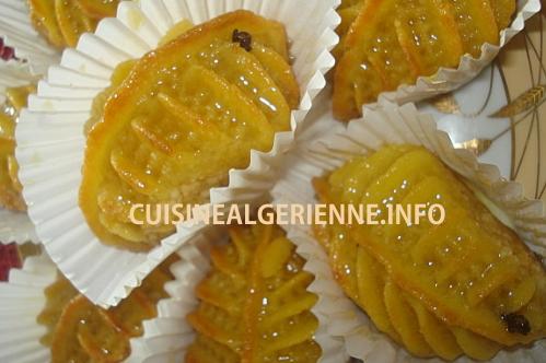 Makrout m 39 nakeche cuisine algerienne - Recette de cuisine algerienne moderne ...