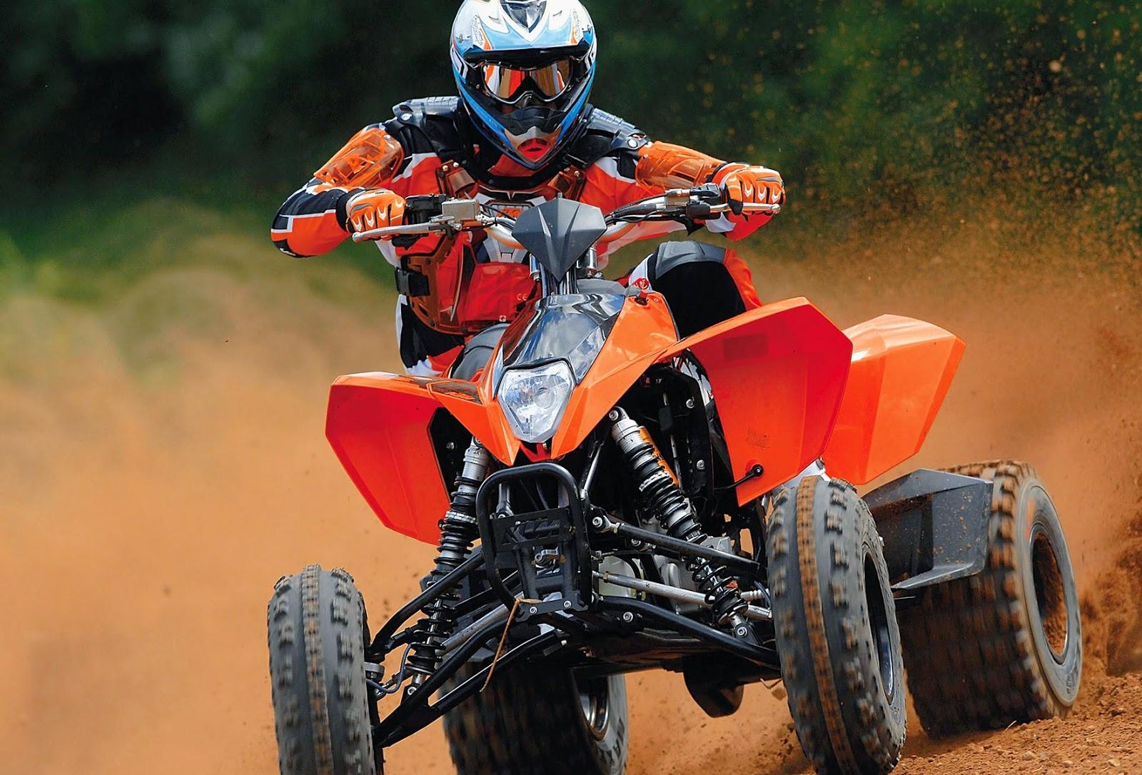 KTM 525 XC ATV Bikes Price