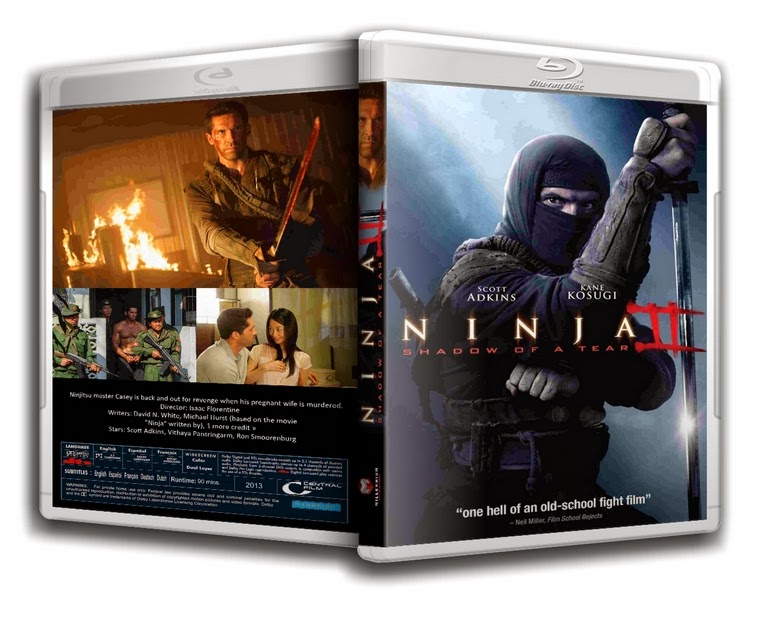 Ninja: Shadow of a Tear 2013 Bluray Full Movie Watch Online