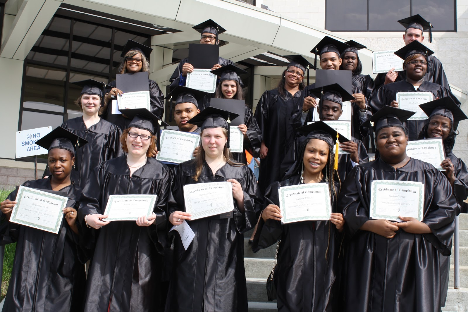 Campus Happenings: Congratulations PAVE Graduates!