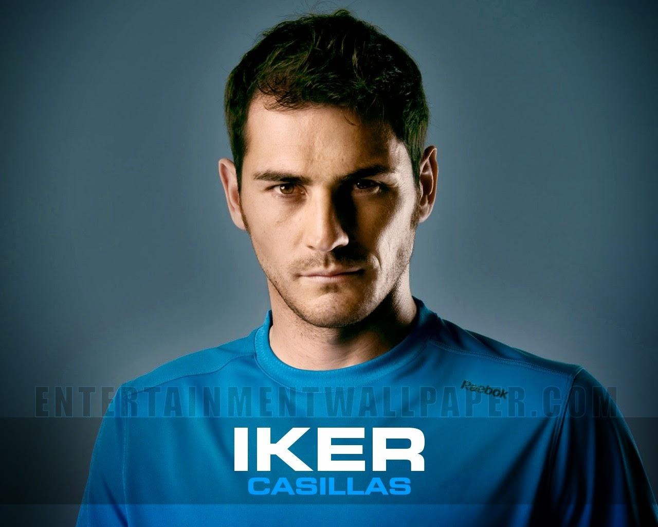 Iker Casillas - Spanyol