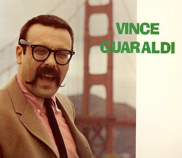 Like MC Hammer, Vince Guaraldi hailed from the Yay Area and liked the girls with the pumps and a bump.