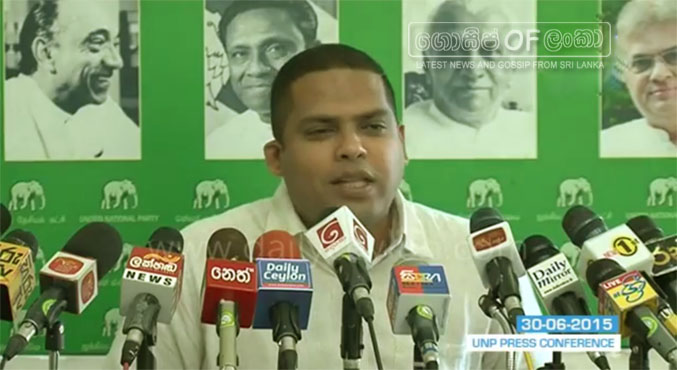 Harin Fernando says he's 'ready to leave politics' ?
