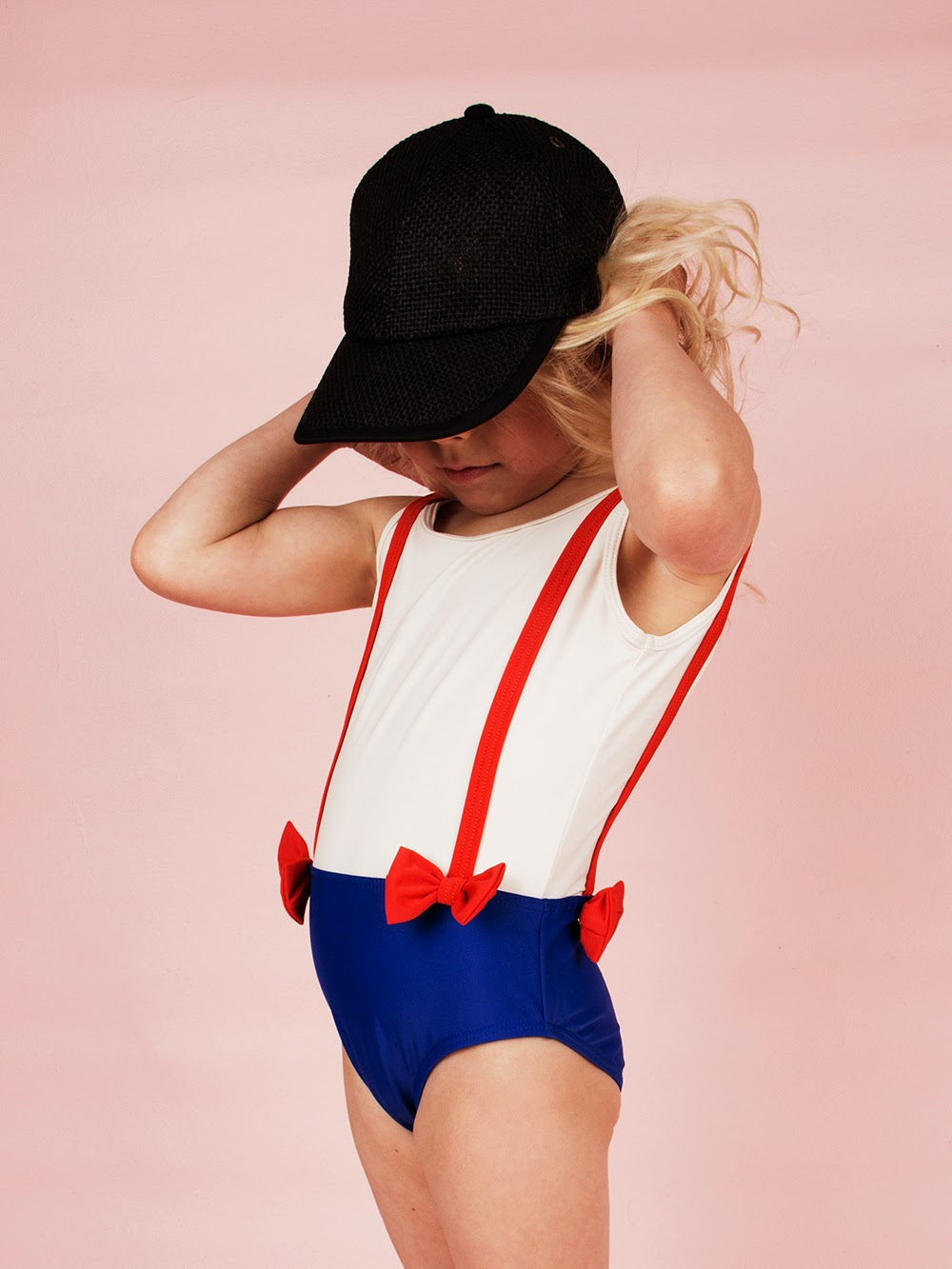 Coolest kids' swimwear 2014: Mini Rodini