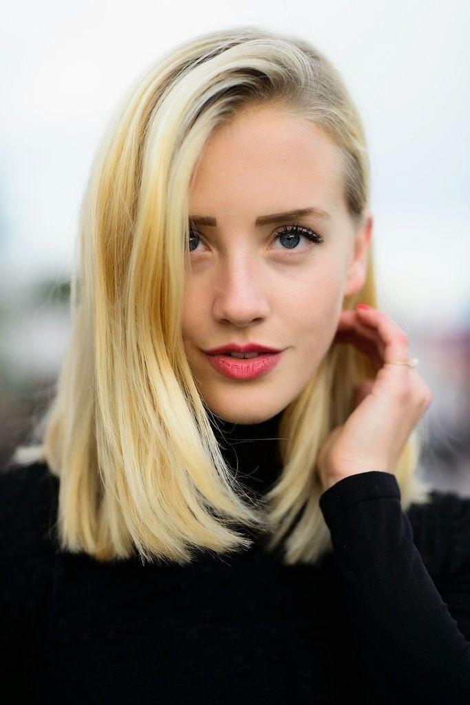 Gaya Rambut Wanita Pendek Sebahu