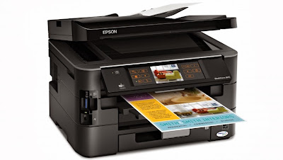 Принтер Epson WorkForce 545/645