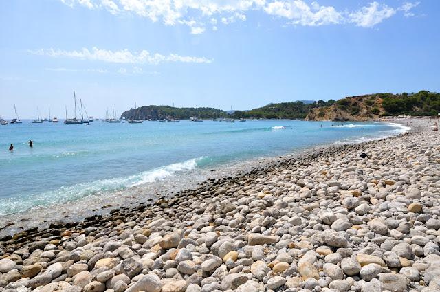 Praia Cala Jondal, Ibiza