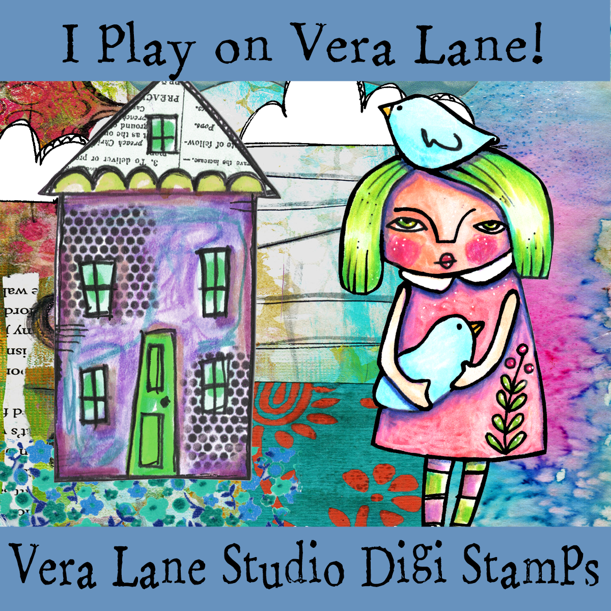 Vera Lane Studio FaceBook Group