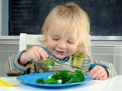 Pola Makan Balita dan Anak Dalam Menjaga Gigi Mereka
