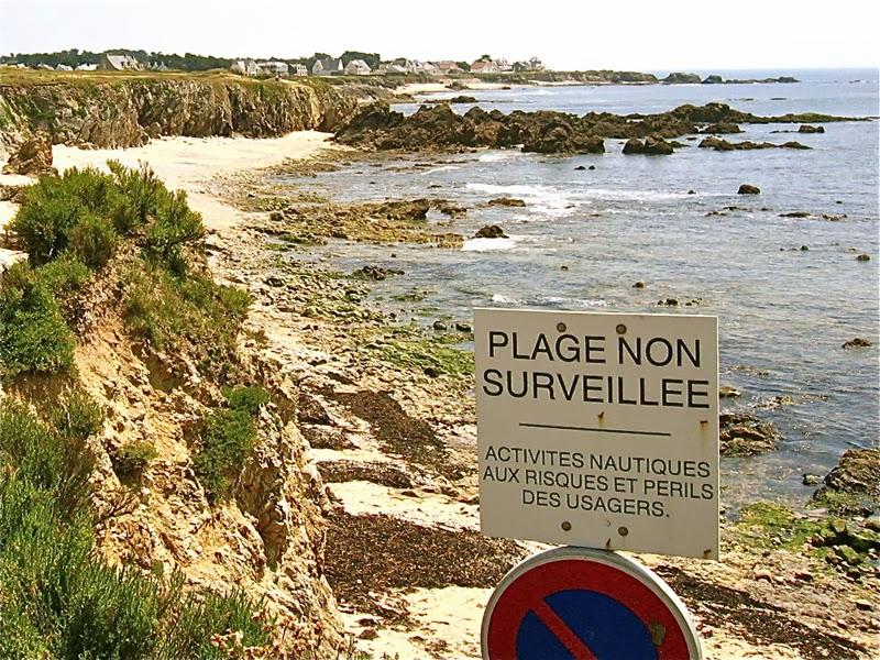 Baie de la Bonne Vierge (Bretagne)