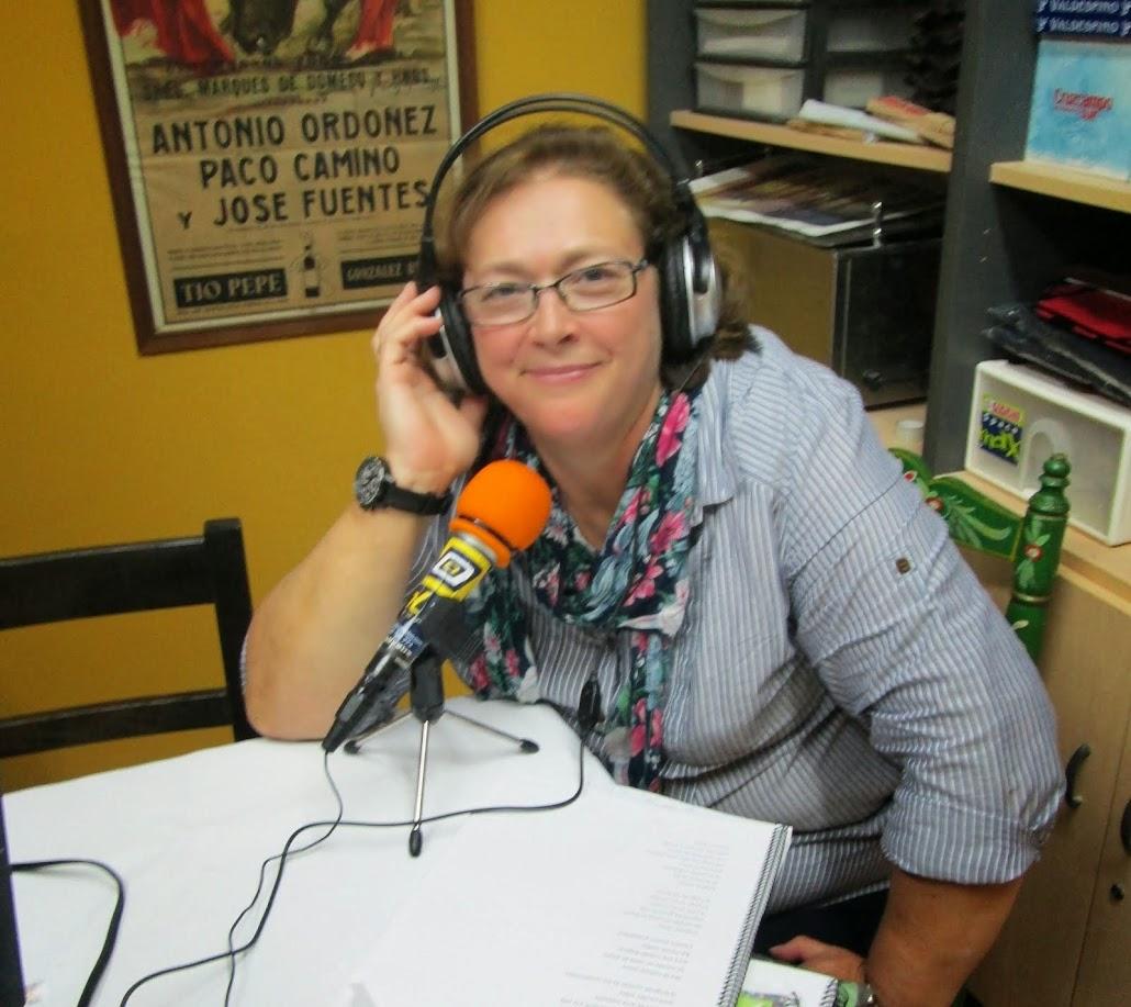 Entrevista en Radio Ripollet
