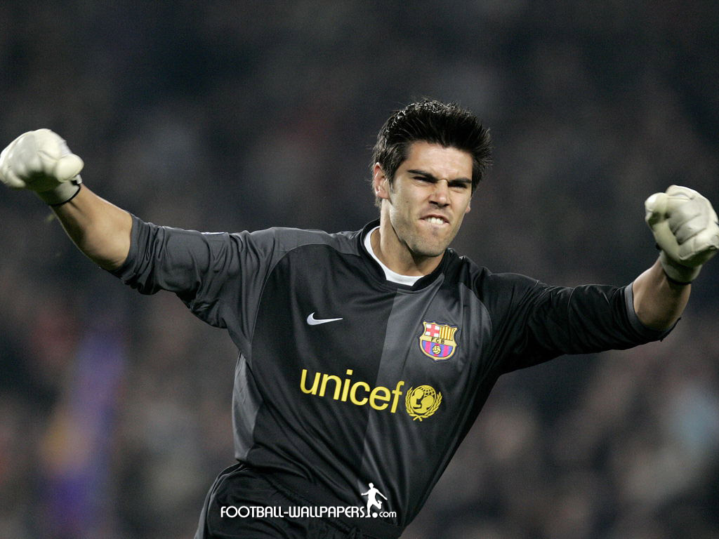 Victor Valdes Bar§a Wallpapers and Gallery